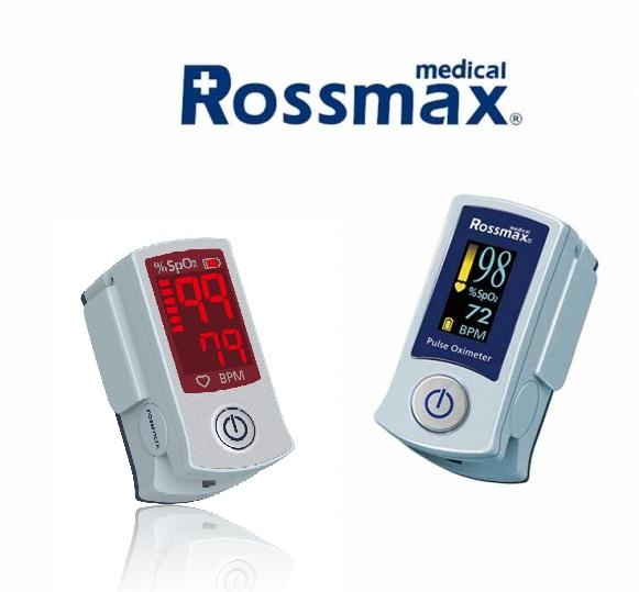 優盛 Rossmax 手指型血氧濃度計 1