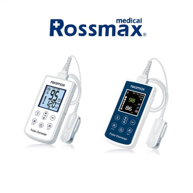 優盛 Rossmax 掌上型血氧濃度計 1