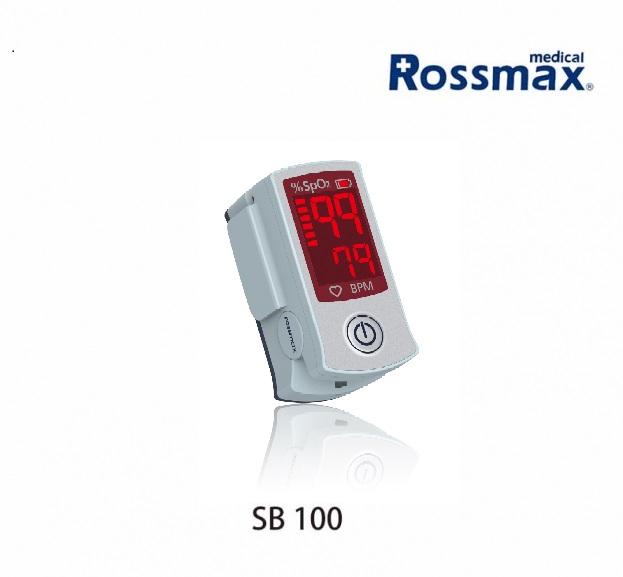 優盛 Rossmax 手指型血氧濃度計 2