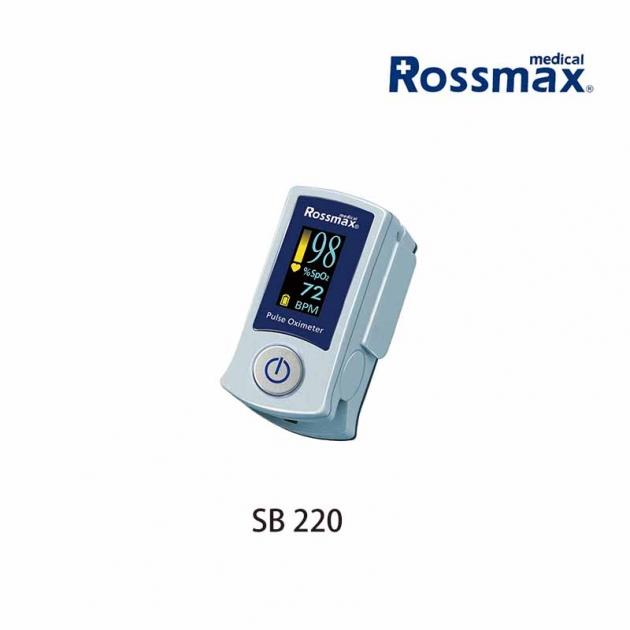 優盛 Rossmax 手指型血氧濃度計 3