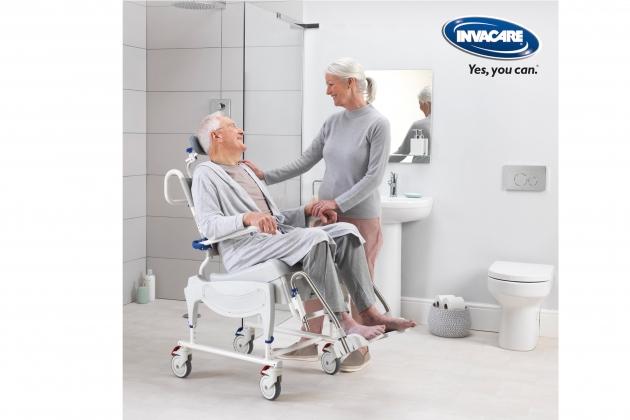 英維康 Ocean Dual VIP Ergo 空中傾倒 洗澡椅 2